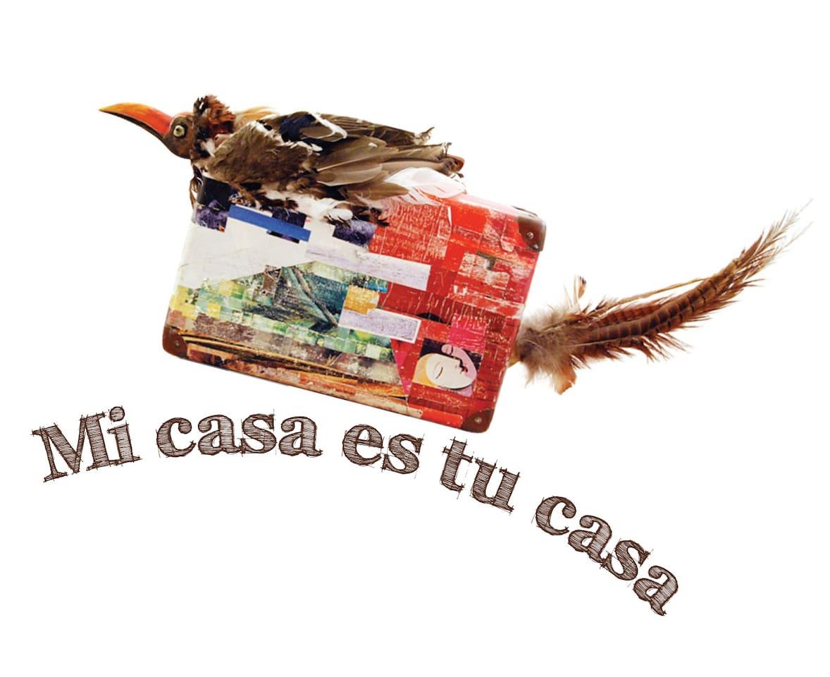 Mi casa es tu casa exter breakfast in barcelona for Tu casa es mi casa online