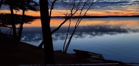 Lake Home Delight on Big Birch Lake