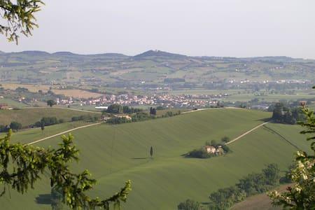 La Casa Sulle Colline - Montefano - Pis