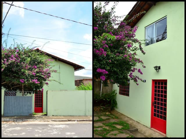 Casa Verde Carrancas - Carrancas - Dům