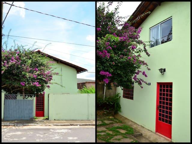 Casa Verde Carrancas - Carrancas - Casa