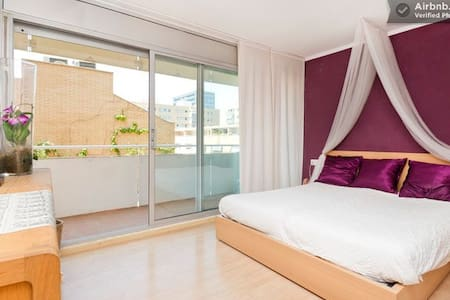 Duplex Room Suite next the beach - Barcelona