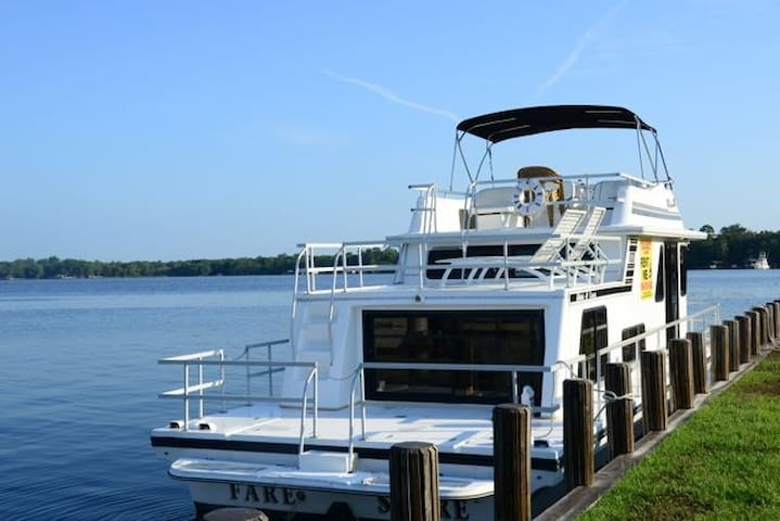 GIBSON HOUSE BOAT - Fleming Island - Vaixell