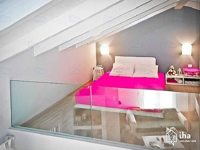 Holiday spacious appartment in Villea Village - Kalamitsi - Lejlighed