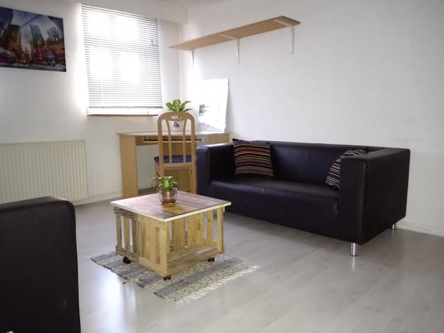 Large Room in Marburg Old Town / City Center - Marburg - Apartment