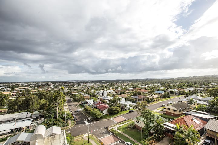 1 Bedroom Apartment with Panoramic Views - 801 - Mooloolaba - Apartment