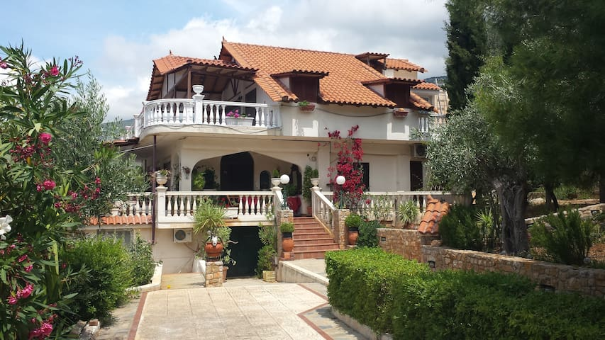 Villa GREISS Porto-Germeno  - Greece - Porto Germeno - Apartament