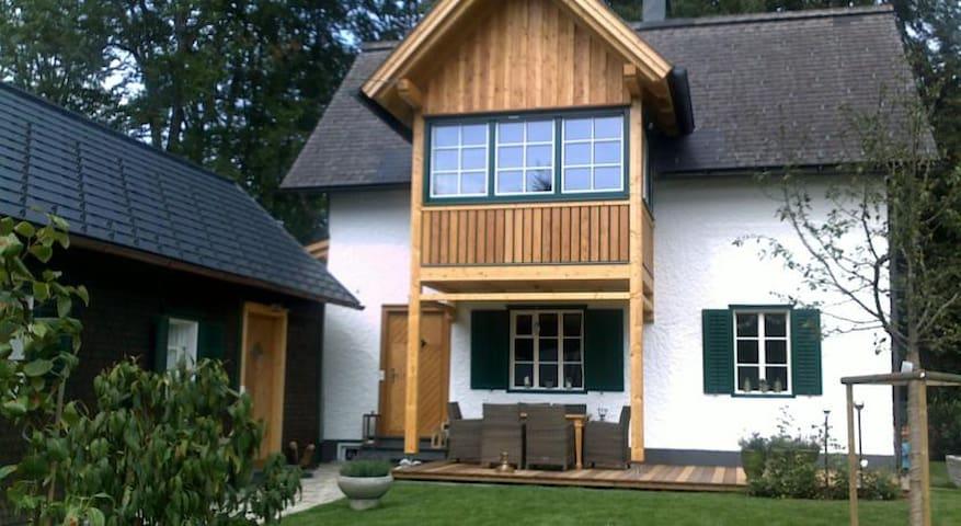Romantische Ferienvilla - Bad Ischl - Casa