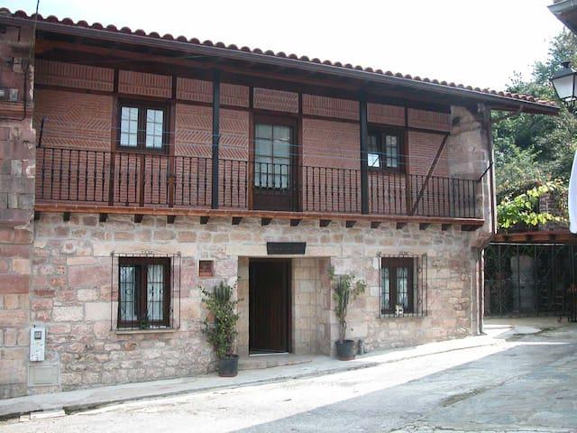 Casa acogedora y restaurada