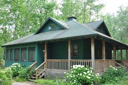 Owl's Head Cottage - Elizabethtown - Hus