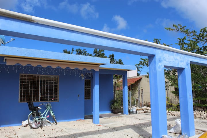 Casa Azul Costa Maya, Mahahual