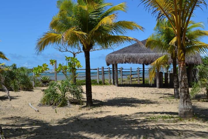 Paraíso Baiano Pé na areia