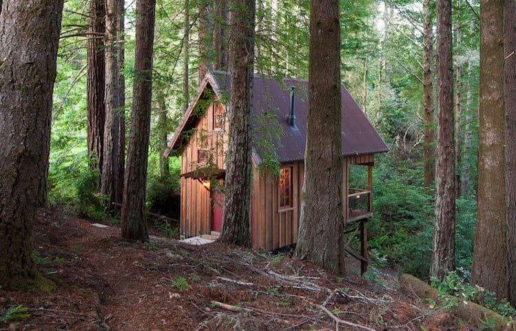 Handcrafted Hideaway Near Mendocino - Albion