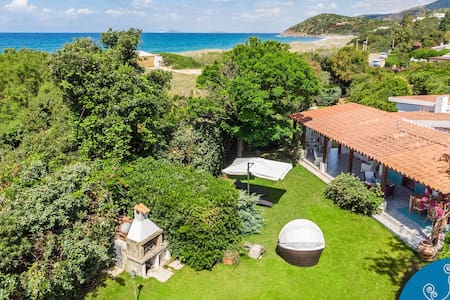 Villa Turchese - Exclusive dimora on the beach