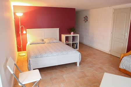 Nice bedroom near Saint-Emilion - Sainte-Terre