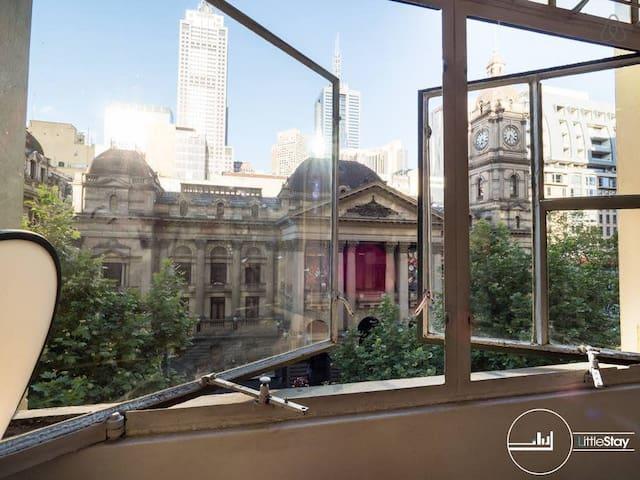 Capitol - Retro 1 Bdrm - Heart Of Melbourne
