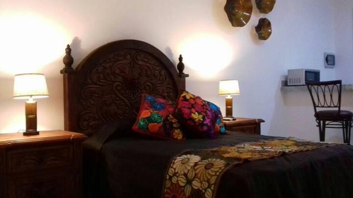 Suite Cozumel Económica Confortable