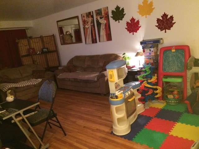 Family-friendly! Near all! Parking! - Pointe-Claire - Byt