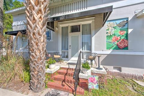 Charming Retreat in Seminole Heights