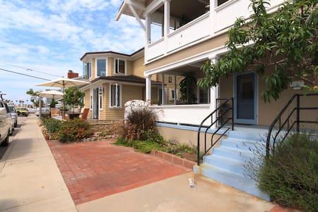 Historic Apartment on Balboa Island - Newport Beach