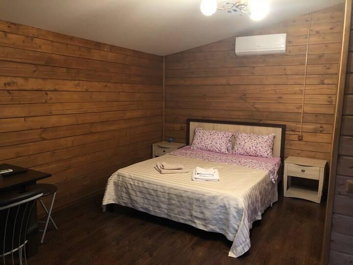 Уютный ЭКО дом ждёт вас