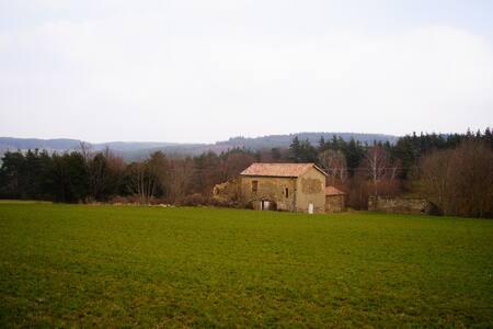 Magnifique gîte en pleine nature - Saint-Barthélémy-Grozon - Casa