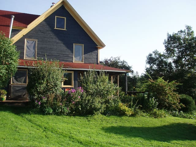 Country home in rural Cape Breton - Upper Middle River