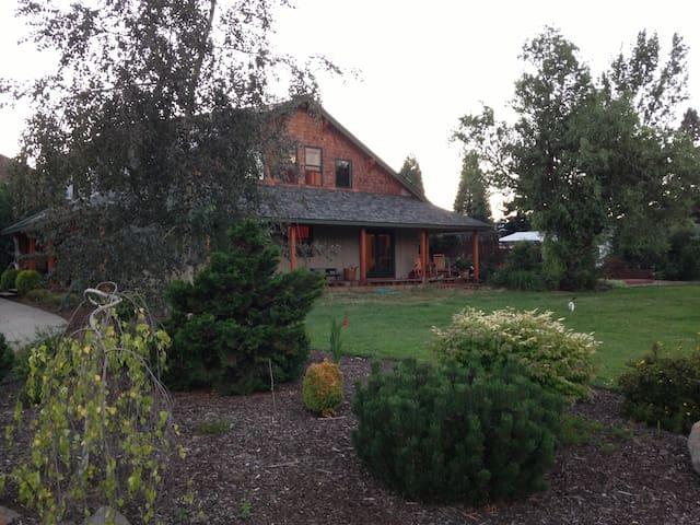 Hood River Farmhouse