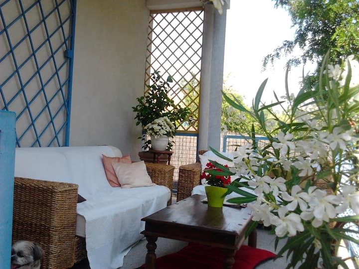 House Zanka village160 m2 ,big garden,barbecue..