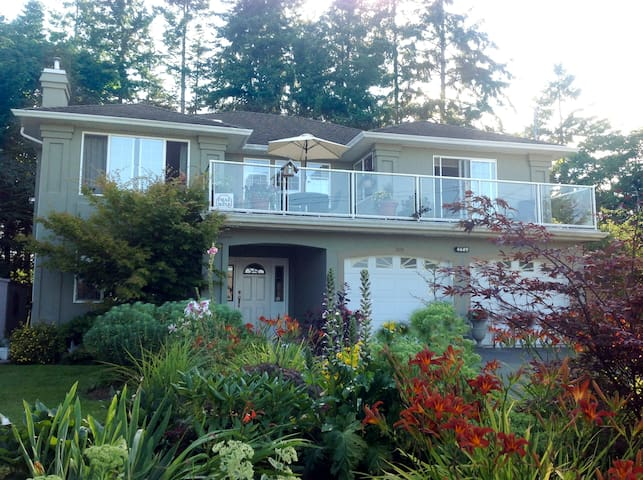 TREE ISLAND B&B - Sage Guest Room - Courtenay - Bed & Breakfast