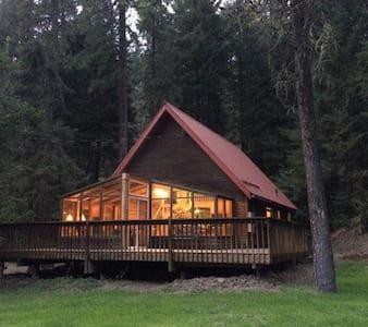 Mill Creek Cabin, A Wine Lovers Retreat
