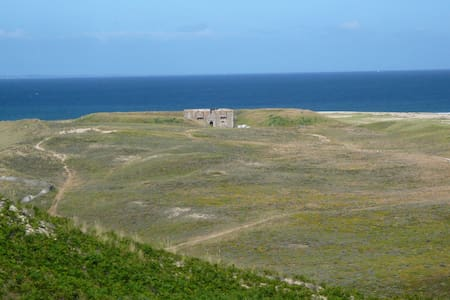 Chambre 1 sur l'île de Houat - Houat - Bed & Breakfast