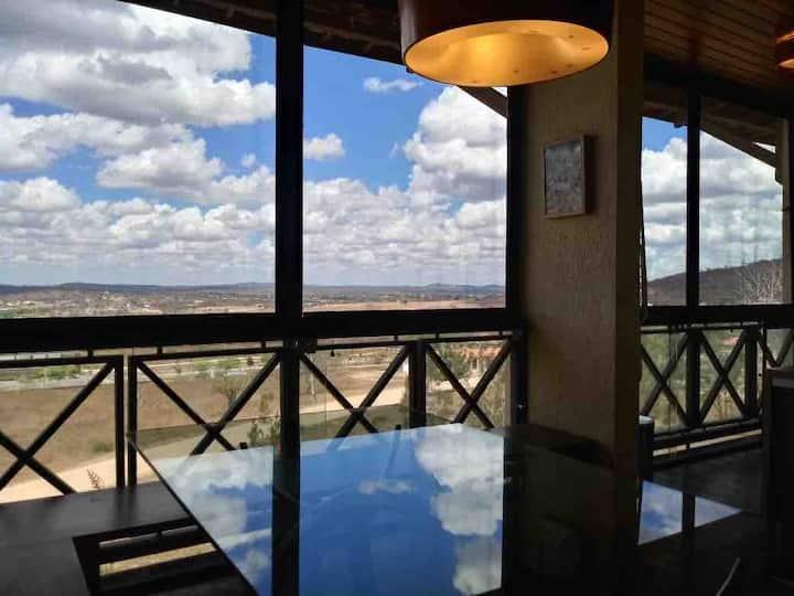 Excelente Flat em Hotel Fazenda Monte Castelo