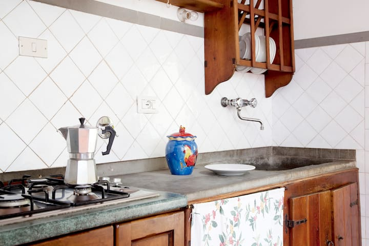 A farmhouse 15km from Florence - Pontassieve - Apartament