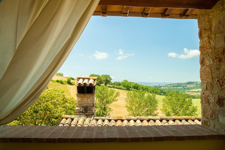 Todi -The wellnes in the country - Calend/Salvia