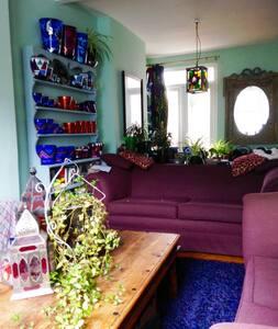 Quiet house SE25, double bed - Croydon - House