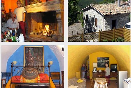 casa dell'arboreto monti sibillini - Vallinfante - Bed & Breakfast