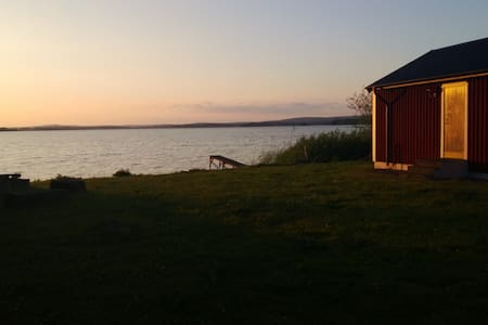 Lake-side cottage - Kristianstad - Hus