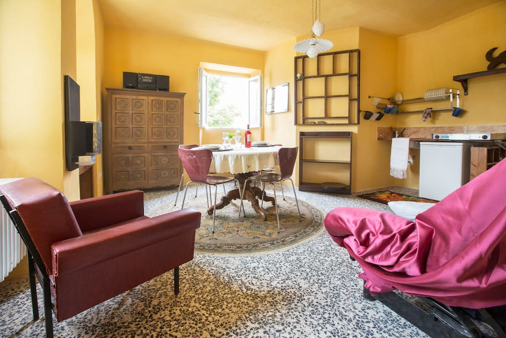 Charming apartment in country house apartments for rent for Cristina woods apartments