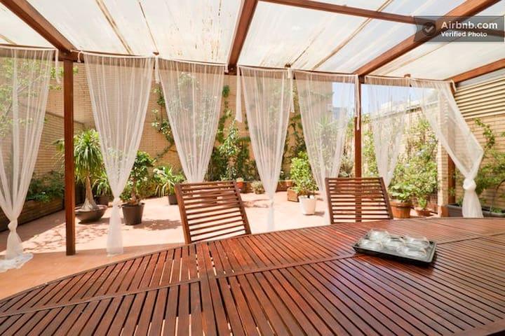 Comfortable  double Room near beach - Barcelona - Bed & Breakfast