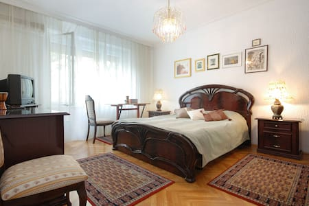 Great location, BREAKFAST INCLUDED! - Belgrad - Wohnung