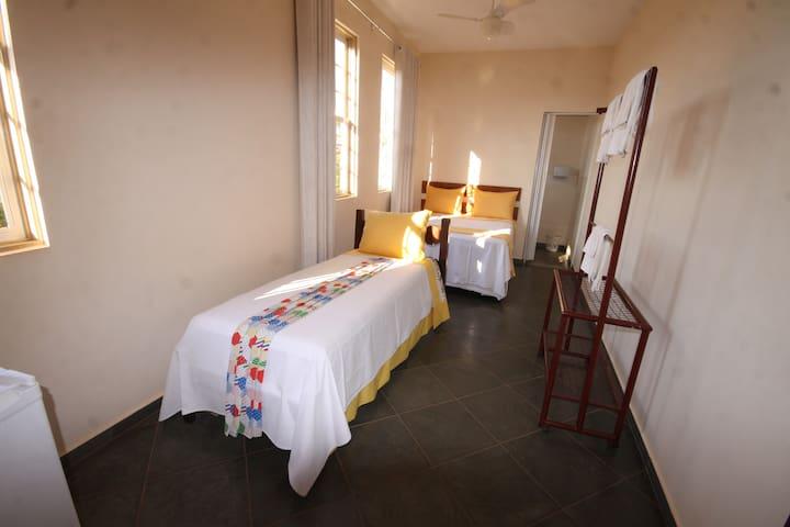 Apartamento 102 Pousada Espaço do Turista