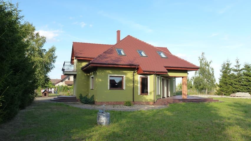 Cozy residence in the vicinity of Legnica