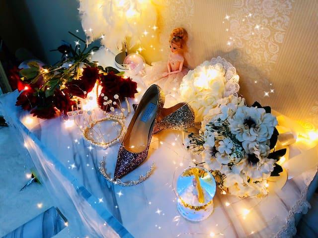 尽欢&Fairy maiden•婚纱&轻奢/拍照仙女风/旗袍元素/打卡朝鲜族特色美食-服装