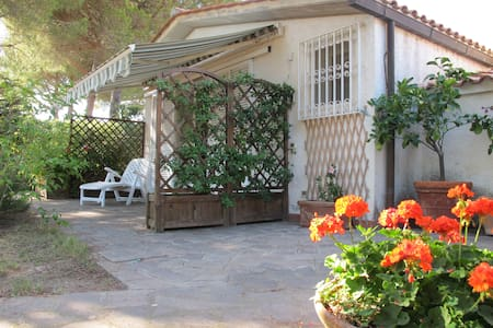 Lacona, studio 50 m from the beach - Lacona