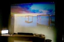 projetor Smart suite Abis