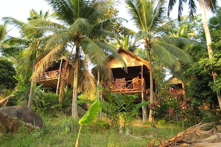 1/Affordable Bungalow in The Jungle - เกาะพะงัน - ที่พักพร้อมอาหารเช้า