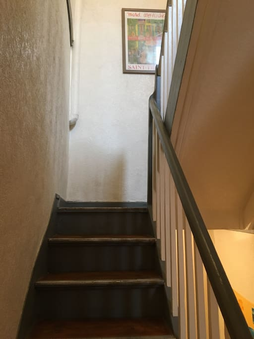 Escalier appartement