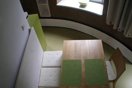 Wohnen im historischen Wasserturm_1 - Apartment