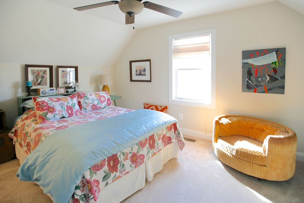 Guest room overview